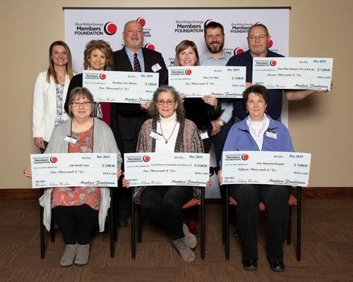 Ashe grant recipients
