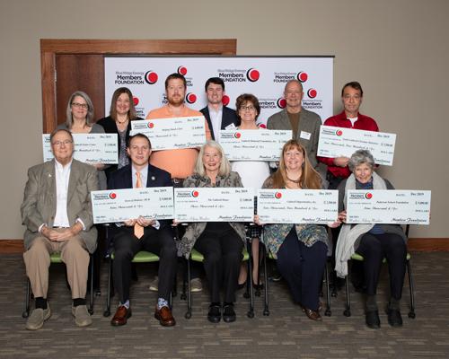 Caldwell grant recipients