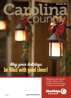 Carolina CountryDecember 2017