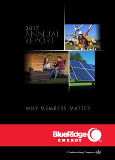 Membership MattersJune 2018