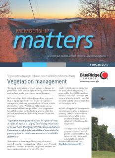 Membership MattersFebruary 2019