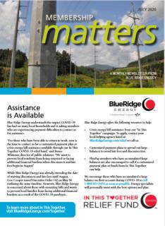 Membership MattersJuly 2020