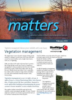 Membership MattersFebruary 2018