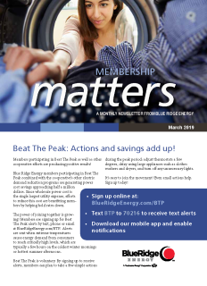 Membership MattersMarch 2019