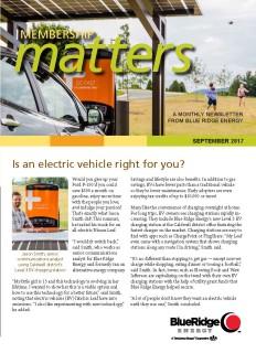 Membership MattersSeptember 2017