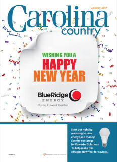 Carolina CountryJanuary 2017