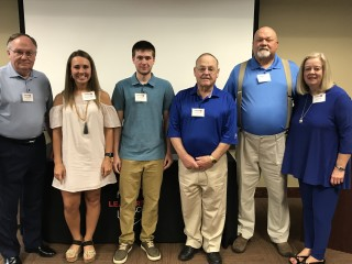 Current, Pruitt Awarded Blue Ridge Energy Scholarships