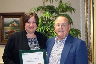 Melton Earns National Certification