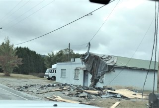Caldwell County damage