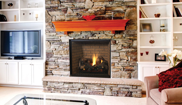 DRT6300 Gas Fireplace