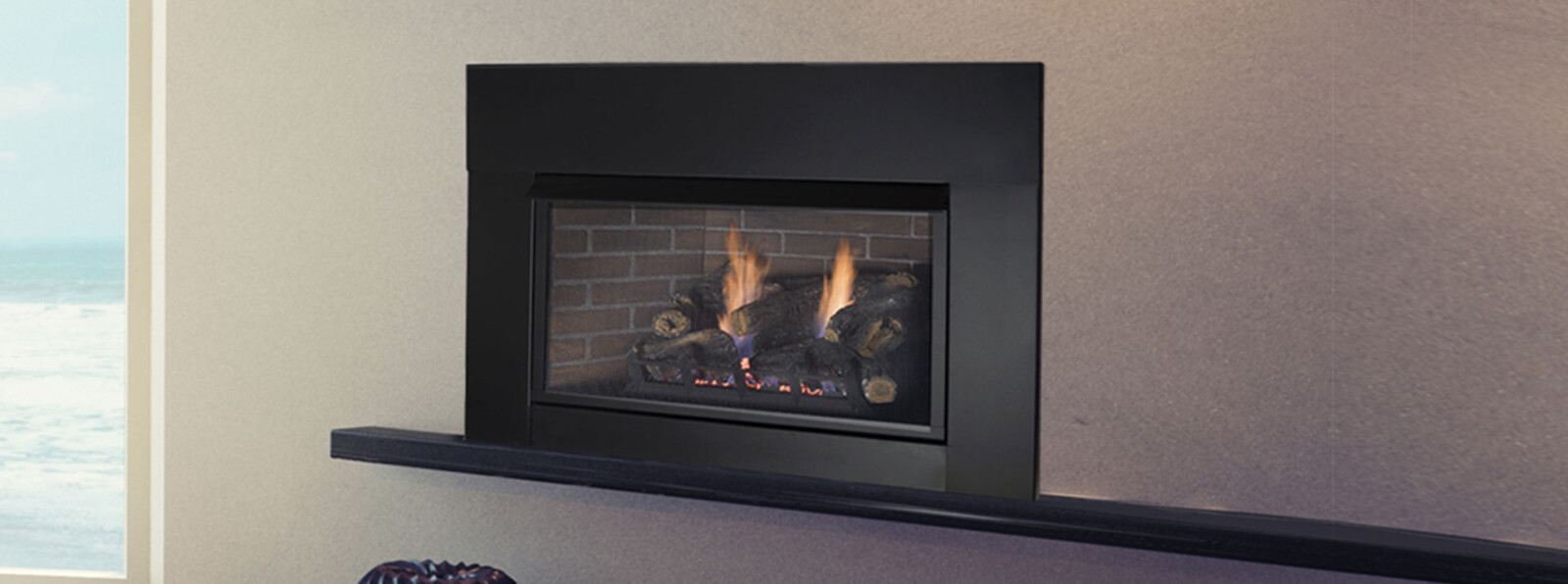 Monessen Solstice Vent Free Fireplace Insert