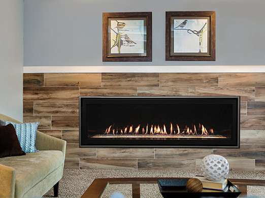 Boulevard Linear 48-inch and 60-inch Direct-vent Fireplace
