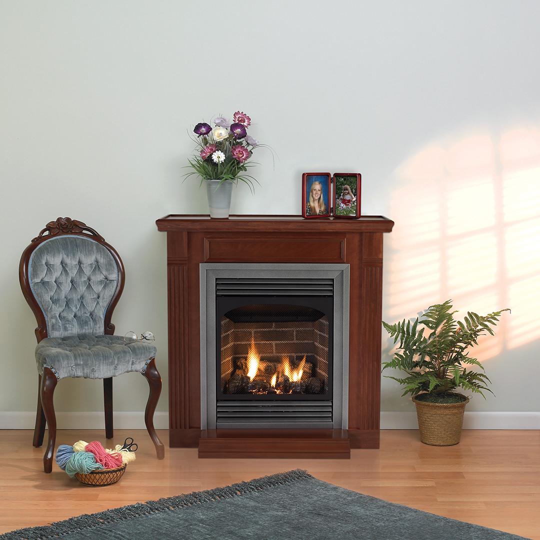 Vail 24 Fireplace