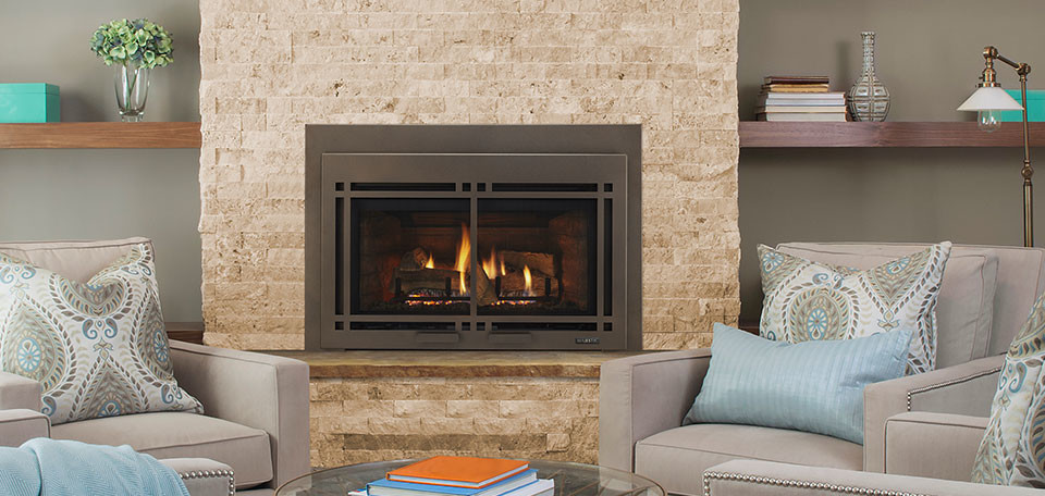Ruby Series Fireplace Insert