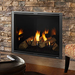 Marques II IntelliFire Plus Direct Vent Fireplace