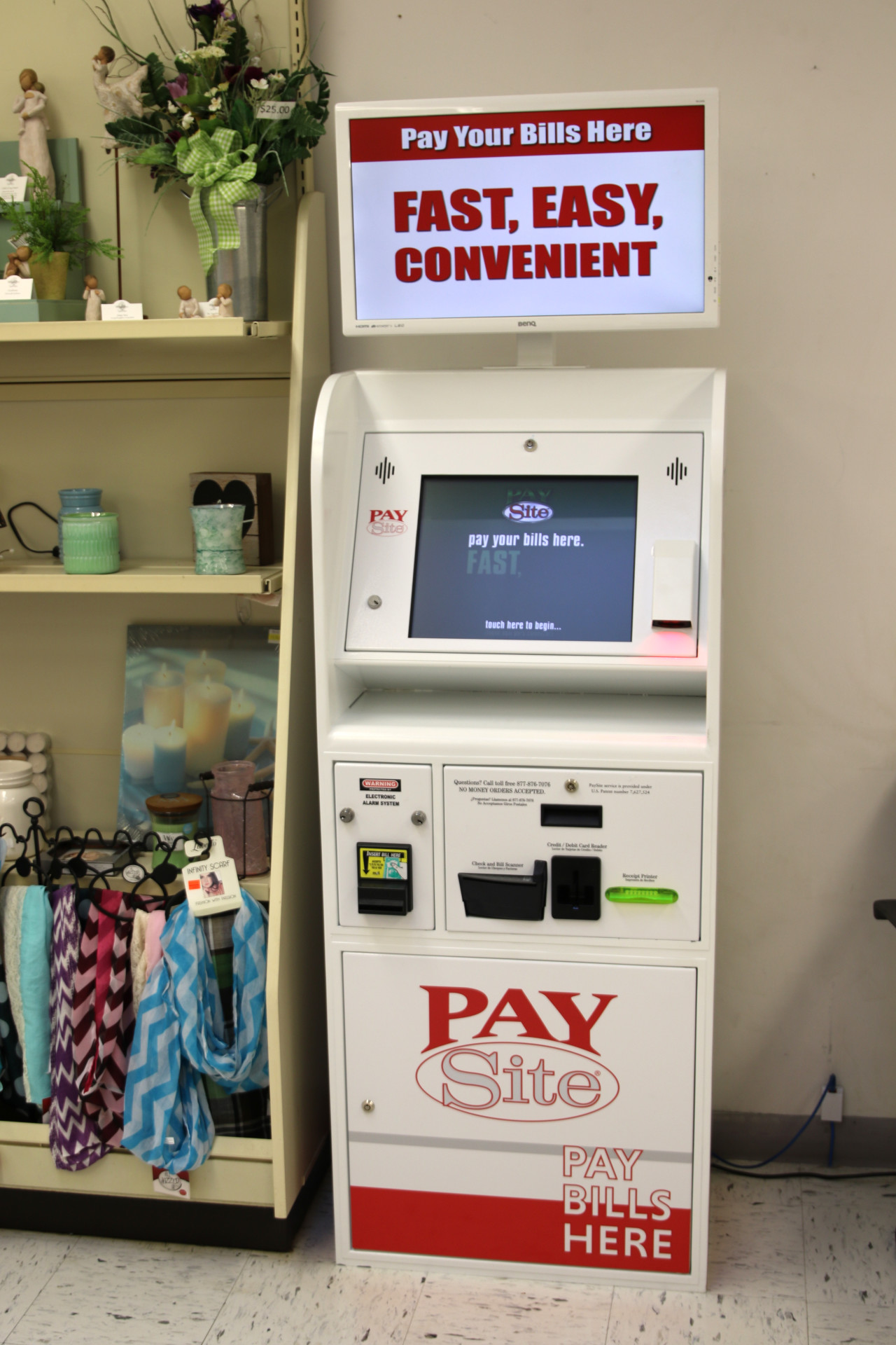 Payment Kiosks Blue Ridge Energy