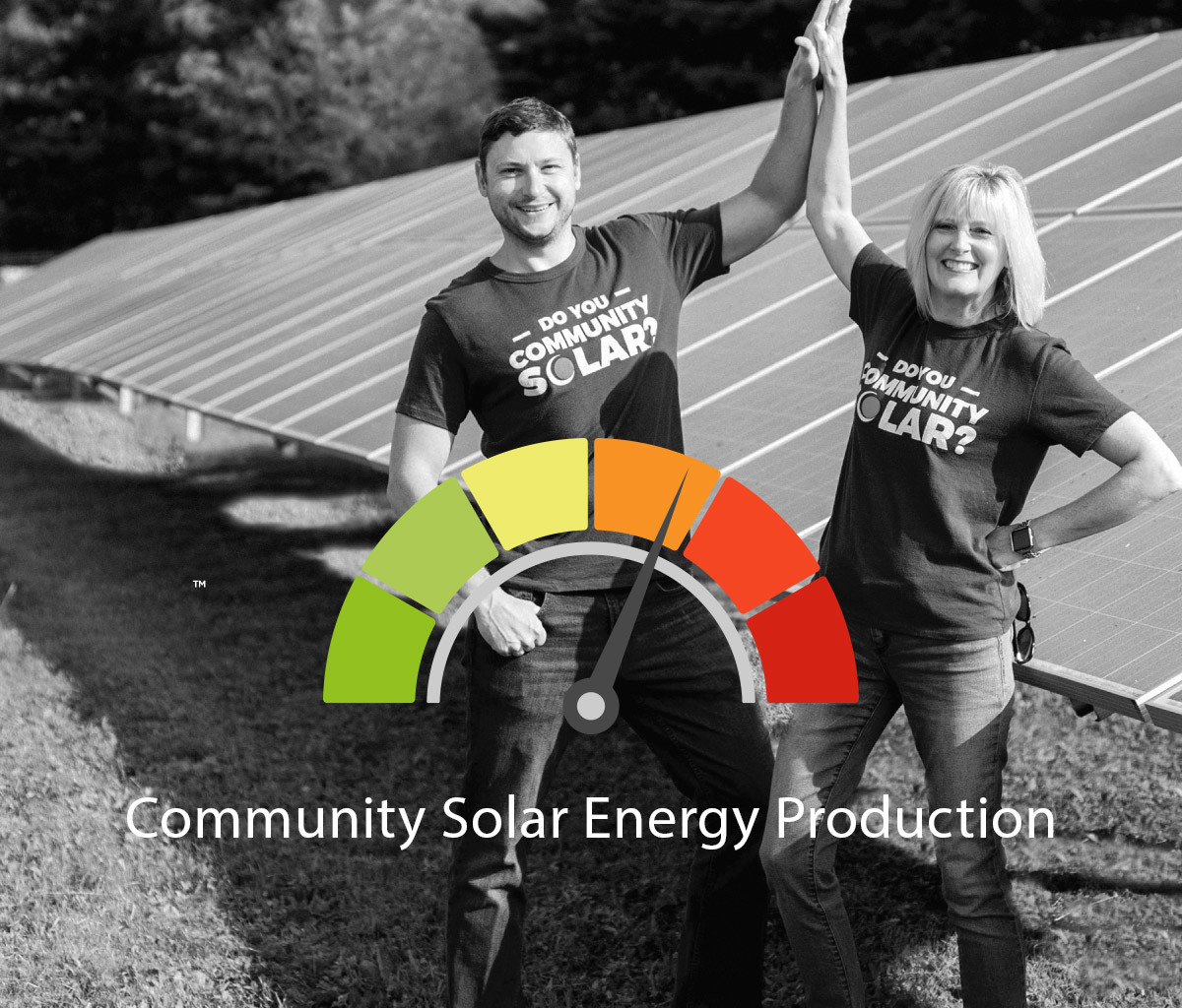 Community Solar Energy Production