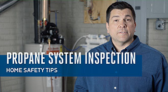Propane System Inspection